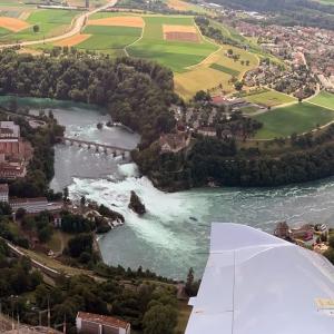 Gutschein Rundflug Bodensee und Rheinfall